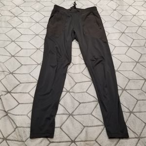 C2 Lululemon Sweatpants Jogger Black Size Medium